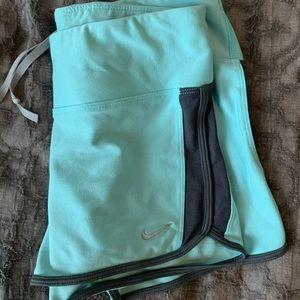 Nike yoga shorts